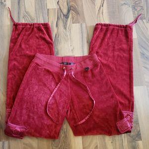 BCBGMAXAZRIA Velvety Drawstring Lounge Pants